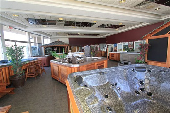 Hot Tub Showroom Kelowna BC